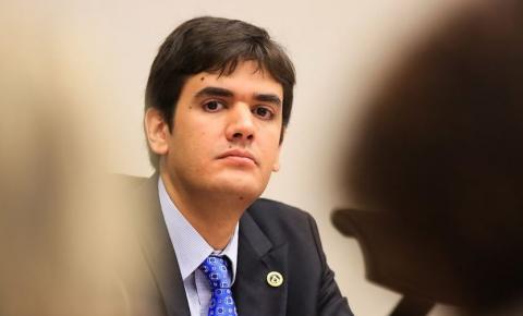 Rafael Prudente assume o comando do MDB-DF na quinta-feira