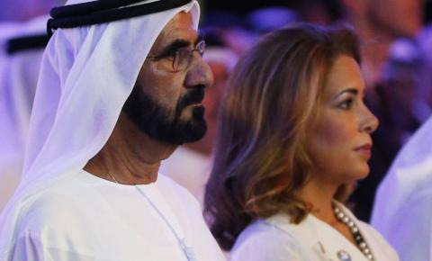 Princesa larga marido e foge com 160 milhões