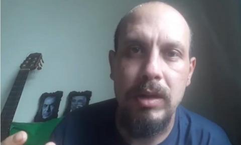 PF investiga youtuber que quer Bolsonaro morto