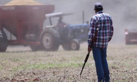 Fazendeiros vão poder usar arma contra sem-terra