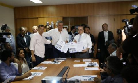 DF e Goiás estudam consórcio para integrar transporte no Entorno