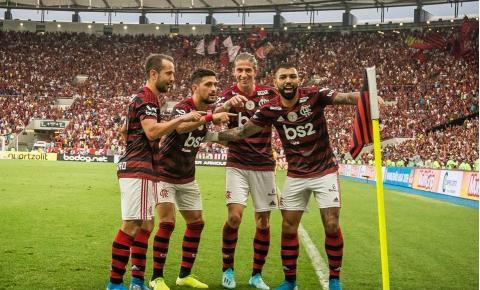 Brasileirão: Flamengo segue em 1º e Corinthians assume a 3ª posição