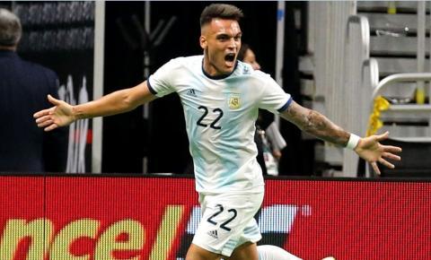 Argentina goleia México em novo teste internacional