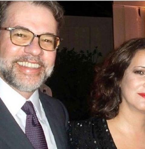 Decisão de Toffoli sobre Coaf beneficiou esposa do ministro, diz revista