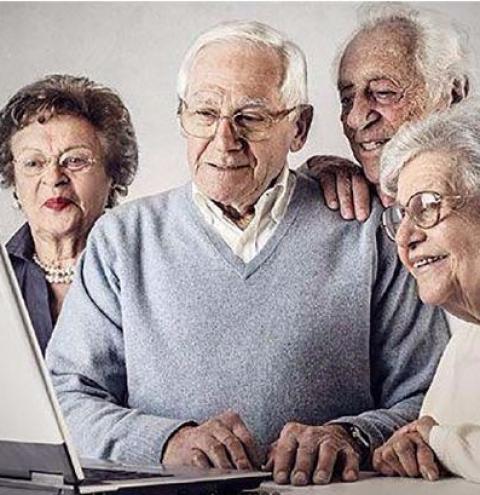DF: Santa Maria recebe curso gratuito de inclusão digital para idosos