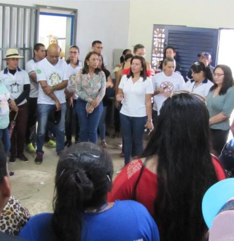 Gestão Sônia Chaves declara guerra ao mosquito da Dengue