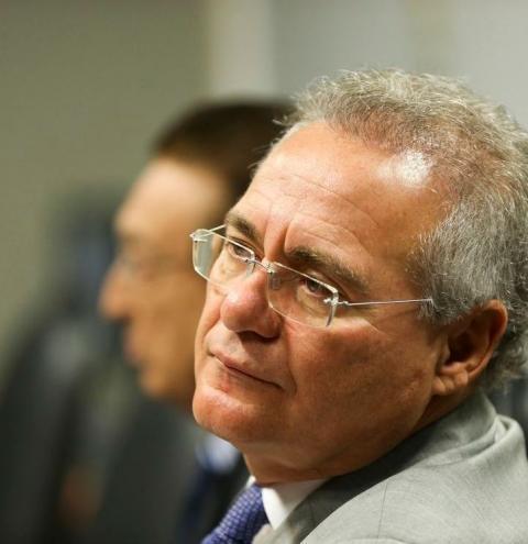 Ação popular tenta derrubar candidatura de Renan Calheiros