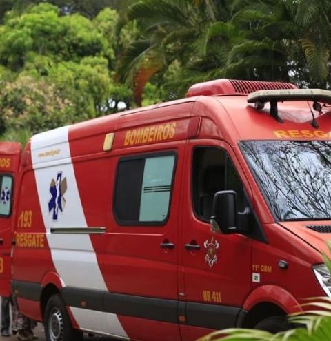 Homem morre afogado ao tentar atravessar riacho em Santa Maria