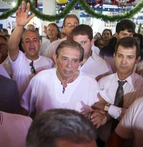 Ministro do STJ prorroga internação de João de Deus por mais 10 dias
