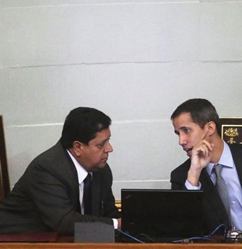Maduro manda prender braço-direito de Guaidó