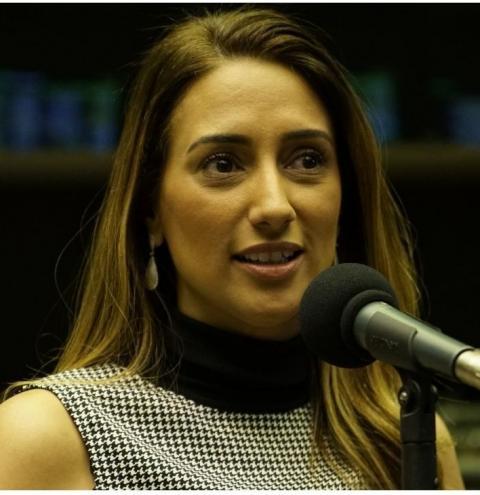 Flávia Arruda é designada para comissão do Congresso de combate à violência contra a mulher