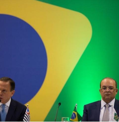 Análise: reveses de Doria e governadores do MDB fortalecem Bolsonaro