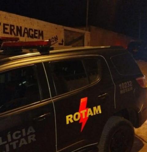 Bandidos morrem em confronto com a Rotam em Novo Gama